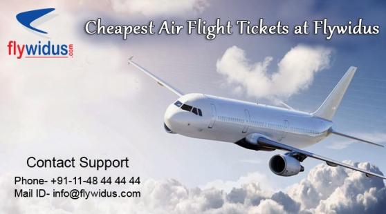 cheapest air tickets