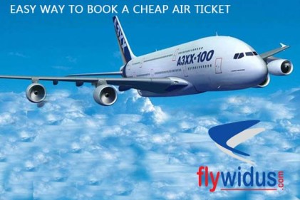 Easy way to book a cheap air ticket