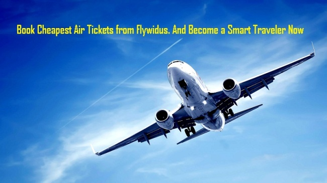 Book Cheapest Air Tickets