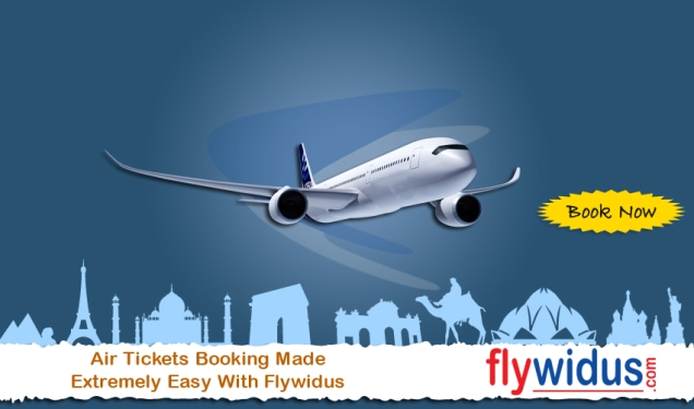 Air Tickets Booking